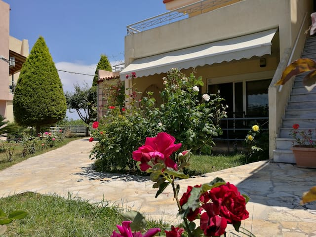 Cosy,newly built,2 garden country house by the sea