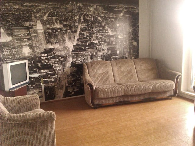 квартира для бюджетного проживания - Cheliábinsk - Departamento
