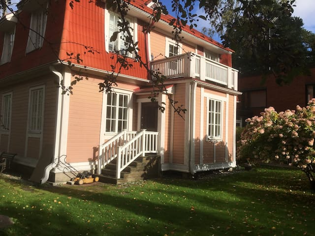 A 3br Villa near down town Helsinki