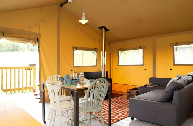 Just Sheared - Tent (sleeps 2-4)