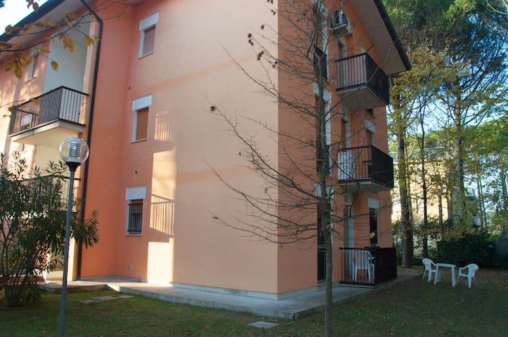 Ampio appartamento a 150 m dal mare - Bibione - Pis