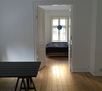 Large room in Vesterbro - Copenhague