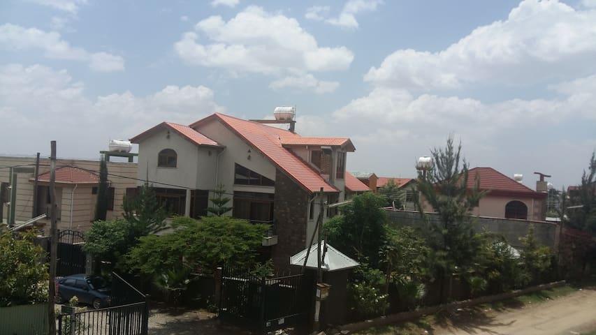 Hailu Residence