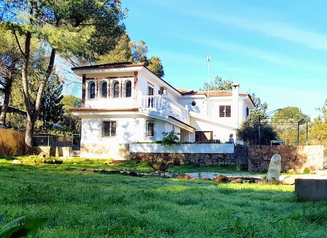 Villa Jaras en la Sierra de Córdoba - Cordova - Vila