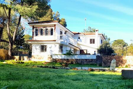Villa Jaras en la Sierra de Córdoba - 哥多华 - 别墅