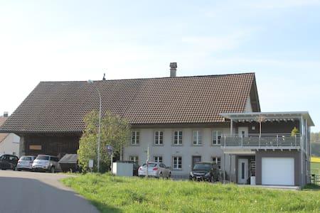 Pferderanch Raum Zofingen/Aarau - Safenwil - 단독주택