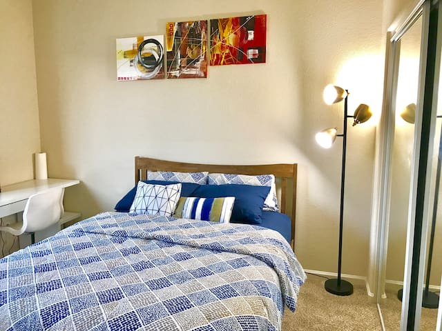 Beautiful Bedroom /w bath near SJ Downtown