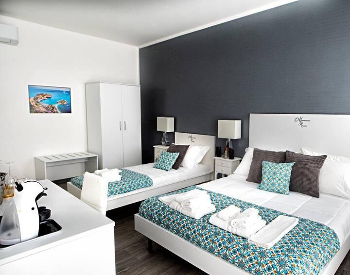 Musumeci's rooms Catania tripla