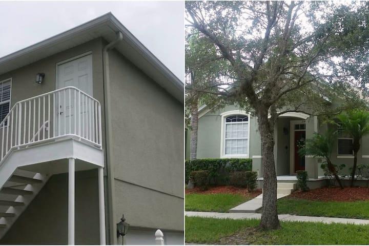 Cozy Apartment near UCF, Beaches, Airport & More! - Orlando - Apartment