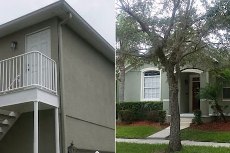 Cozy Apartment near UCF, Beaches, Airport & More! - Orlando - Appartement