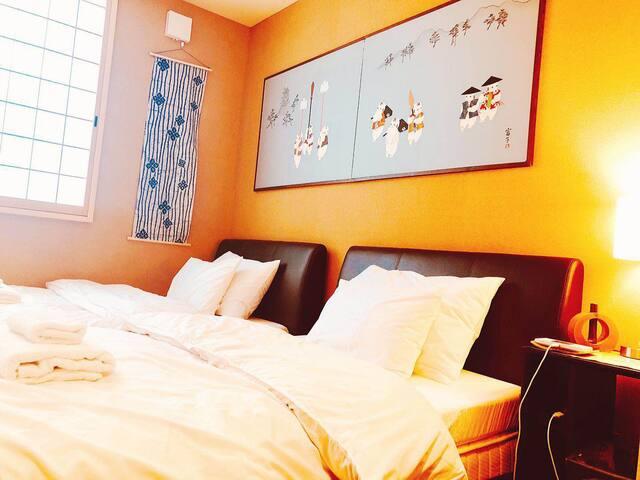 *Kyoto Dream Inn Kiyomizu-Dera *Z room*