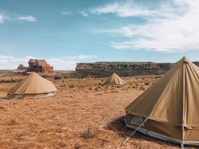 Wander Camp Moab Tent #4
