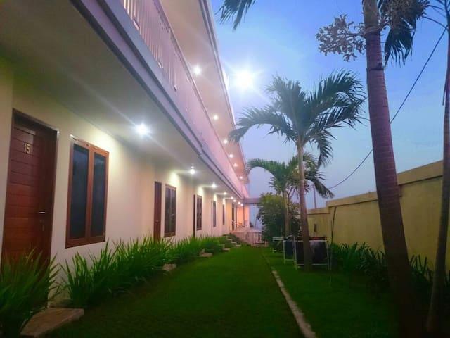 Balangan Paradiso Twin Bed - jimbaran  - Byt