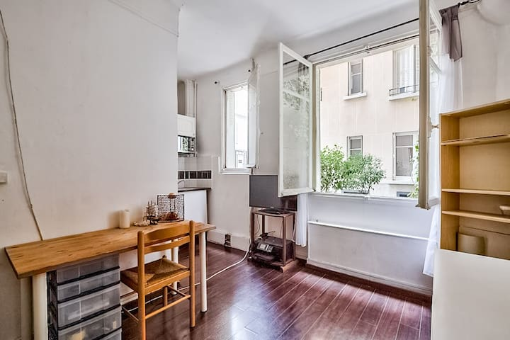 Studio of 20m2 in the heart of the 7th district