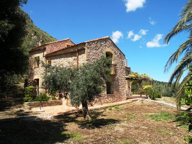 """The Ancient house""""apartment monte"""" - Scopello - Appartement"""