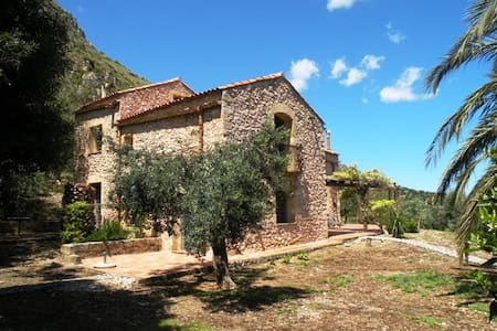 "The Ancient house""apartment monte"" - Scopello"