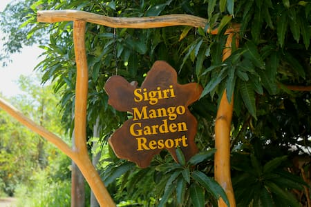 Sigiri Mango Garden Resort.