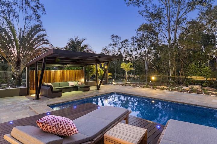 Samford Valley Resort Style Retreat 'Navillus'