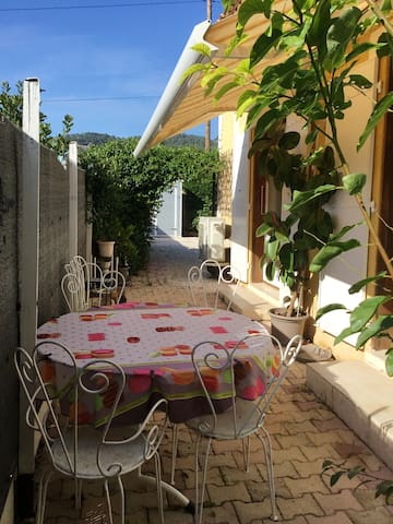 Airbnb Les Mayons Vacation Rentals Places To Stay