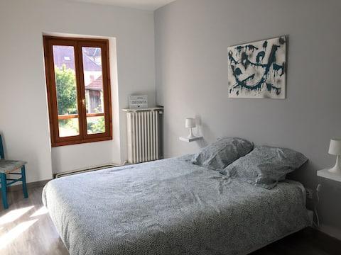 Chez l'Herboriste, maison de village en Chartreuse
