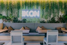 IKON CAFE Open 06:30 - 17:00 hrs.