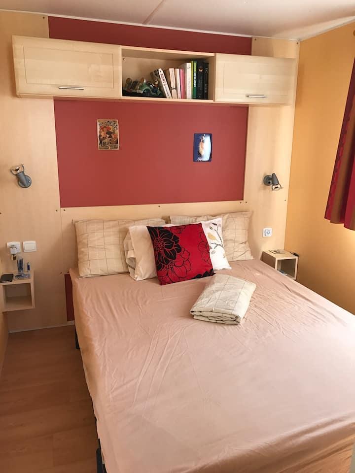 3bedroom MobileHome-Siblu Park Funpass not INCLUDE