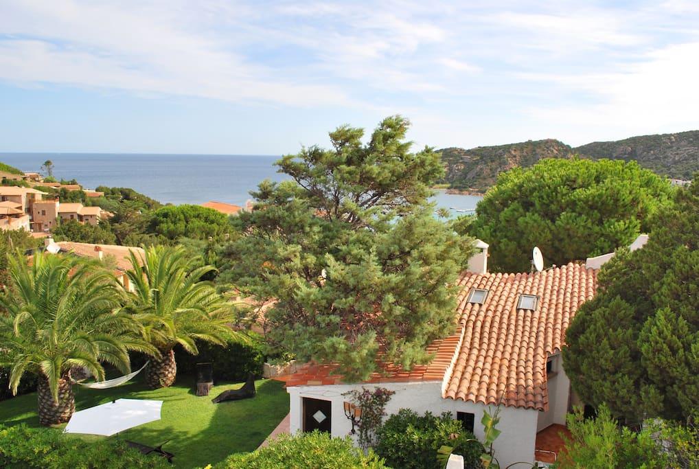 Villa Cristina B B Sardegna