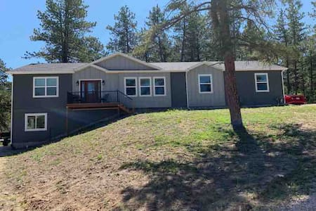 Cozy country 1 bed forest getaway. Franktown, CO