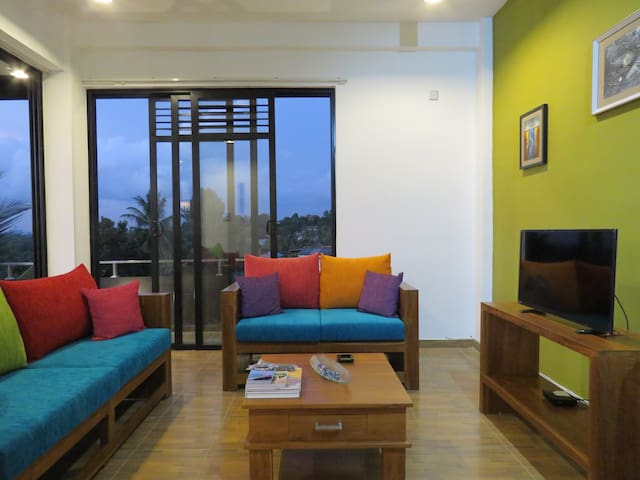 Bird Park Residencies in Colombo-Nature Loving Apt