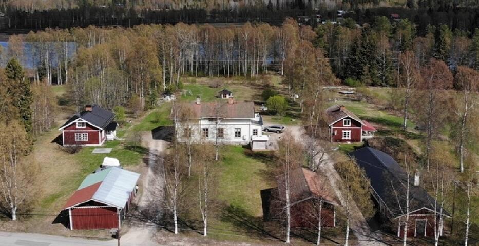 Herrgård i händelsernas centrum