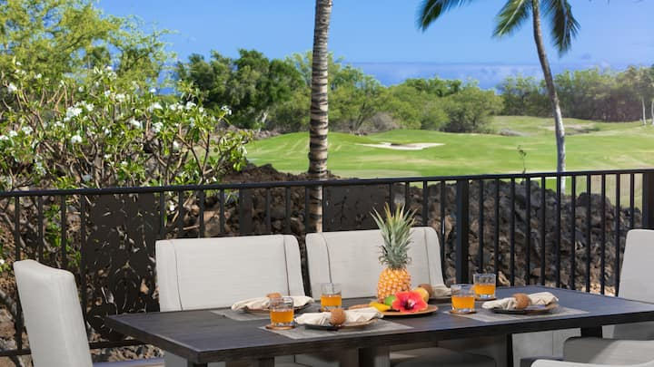 ♥︎PIH♥︎ HAWAII ROMA ★ Golf Course View ★ Bikes ★