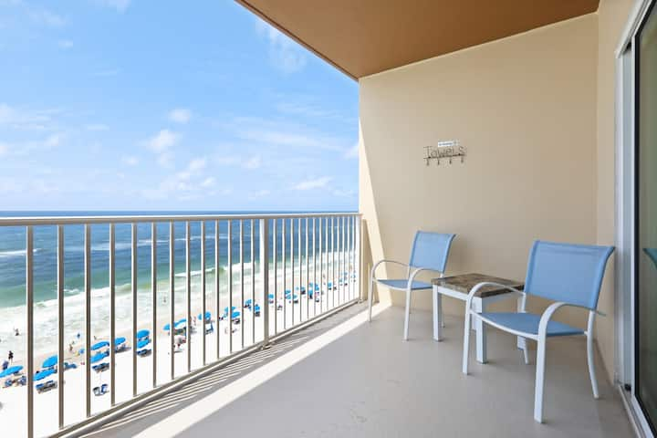 Gulf Front 2 BR @ Crystal Shores West!