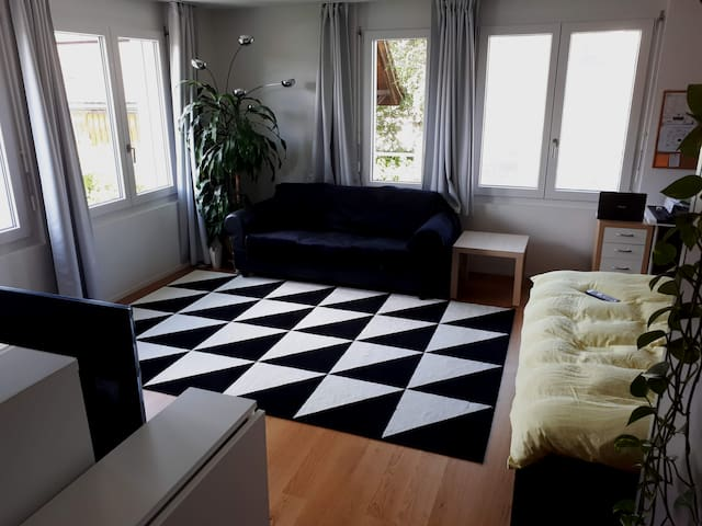 Modern and cosy appartment