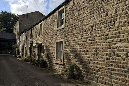 Double room, Abbey Mill House, Whalley - Lancashire