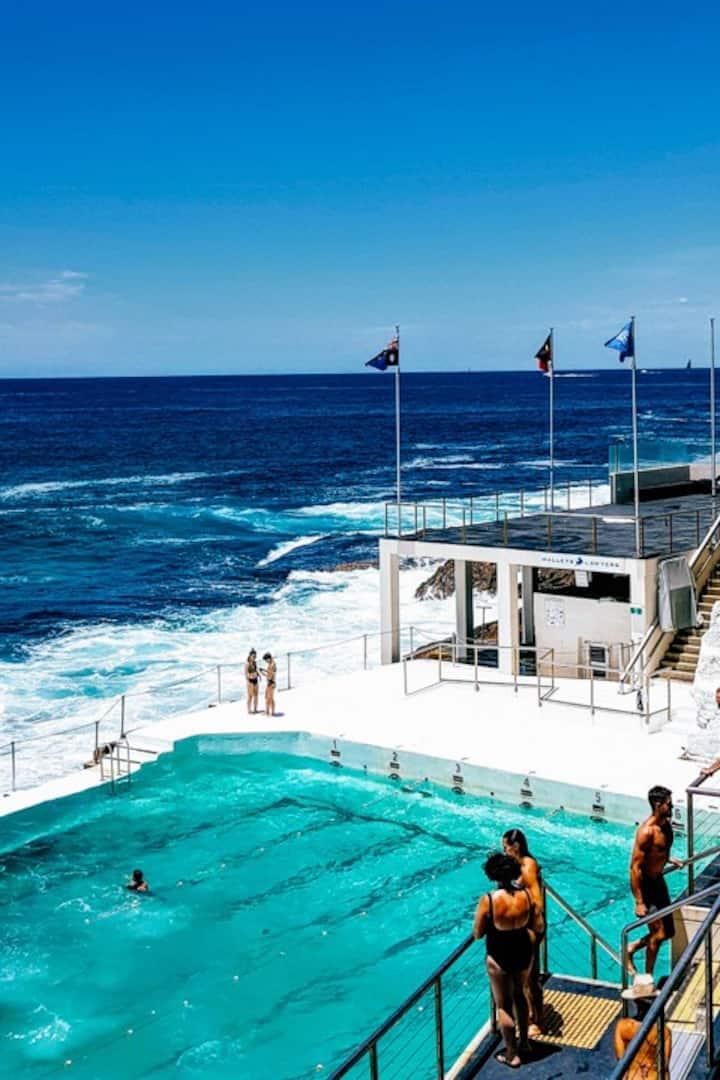 Magic + swim/ sauna