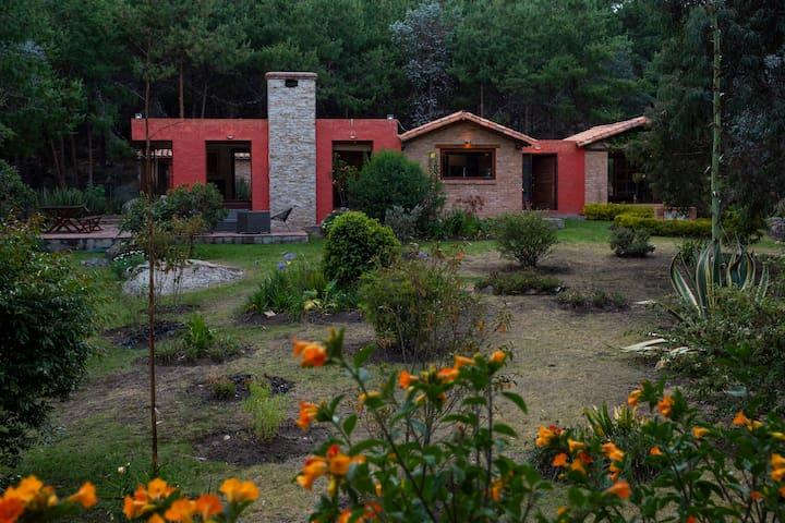 Cómoda casa de descanso cerca a Cucunubá y Tausa