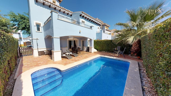 Casa Angelica - A Murcia Holiday Rentals Property