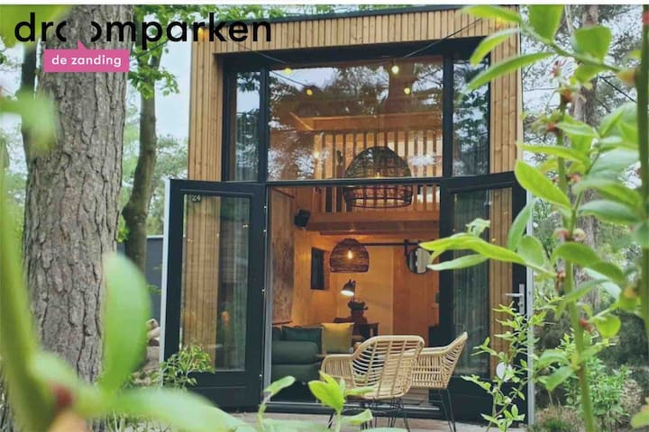 Tiny House ,Back to basic, lekker in de natuur!