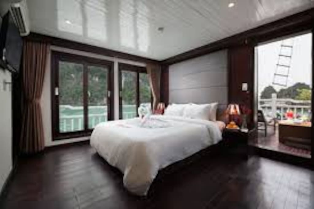 Ocen view cabin
