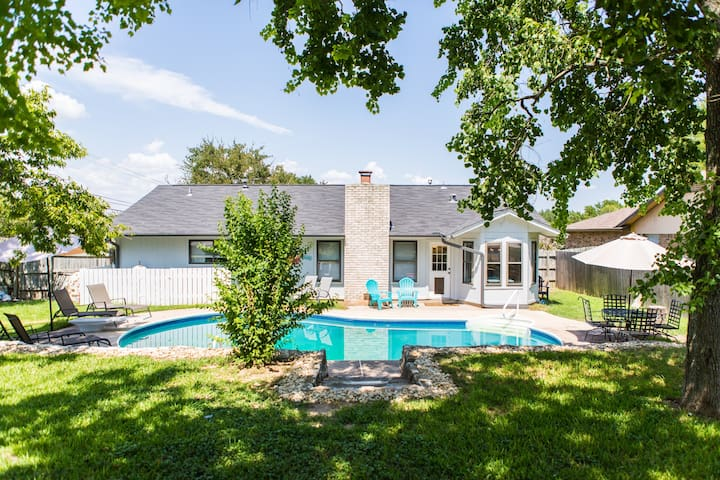 Dove Haven-Modern 4 bedroom, N Austin/Pflugerville