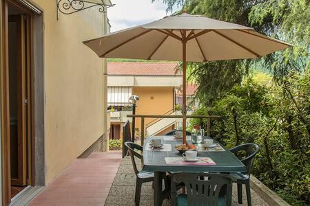 Casalinda fiorentina - Molino del Piano - Apartamento
