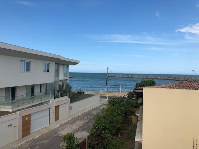 Casa de praia em itaipava 20 metros do mar.wifi