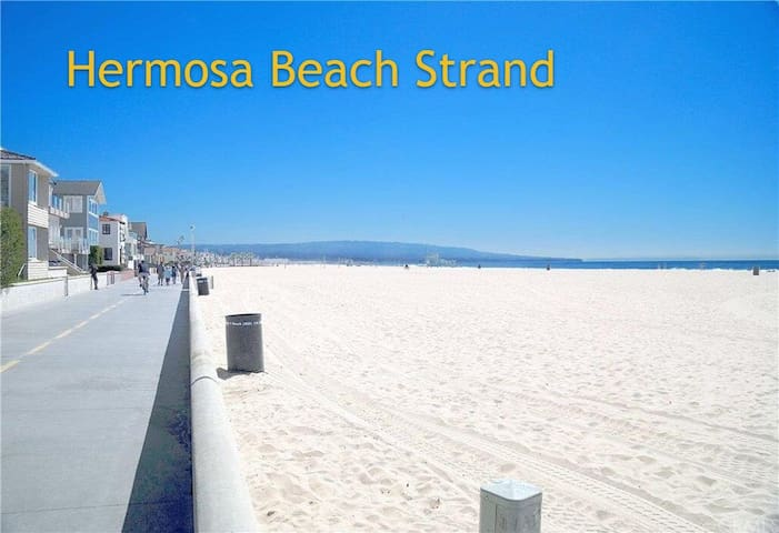 Enjoy the beach life! Walk 2 beach & Pier-Hermosa