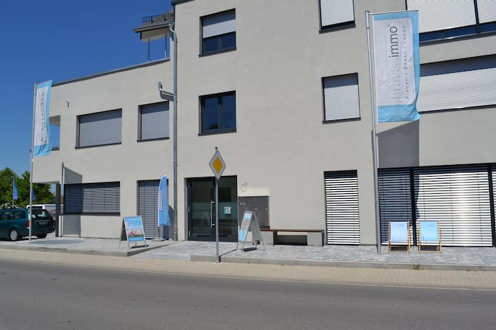 braviscasa - Fewo 50m² für 1-3 Pers. L4 m. Balkon - Endingen am Kaiserstuhl - Byt