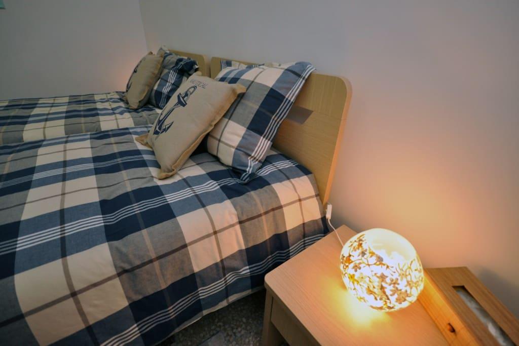 Mini House Paros - Beds