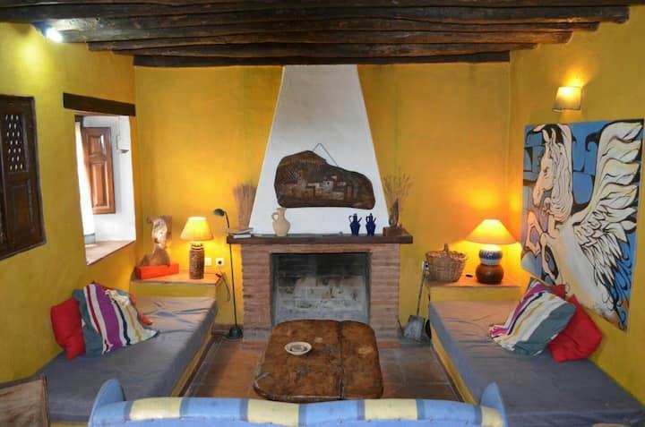 Casa rural El Menuo.