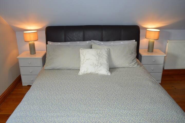 Potter's Cottage (Large DoubleRoom) - Honeybourne - Bed & Breakfast