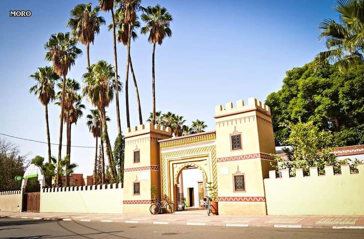 Riad Taroudant Palmiers