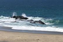 West Street Beach, Laguna Beach