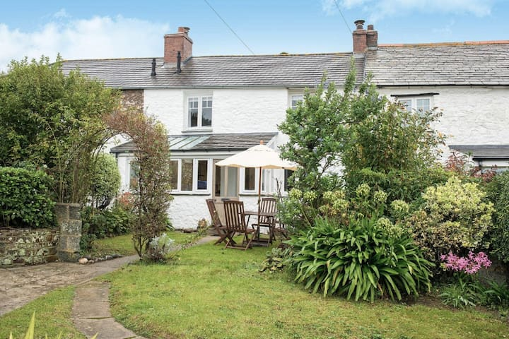 Luxury Character Cottage, short walk to quiet cove - Bude - Haus